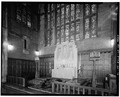 DETAIL OF ALTAR - U. S. Military Academy, Cadet Chapel, West Point, Orange County, NY HABS NY,36-WEPO,1-20-12.tif