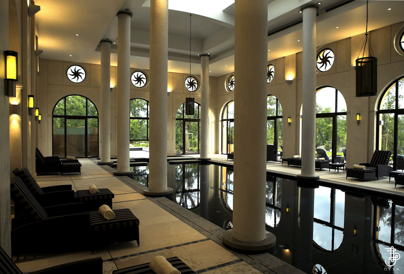 Four Seasons Spa Treatments