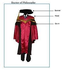 academic dress wikipedia