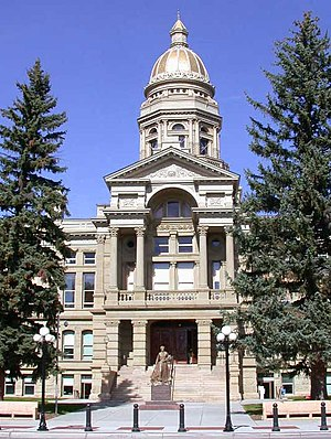 National Register of Historic Places listings in Wyoming - Wyoming State Capitol and Grounds