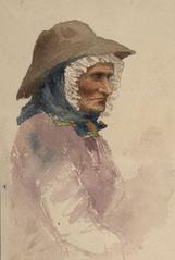 Portrait of a Welsh Lady