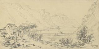 View of Tal y Llyn