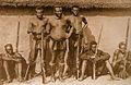 Dabulamanzi KaMpande with warriors.jpg