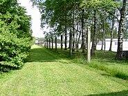 Dachau Perimeter Fence