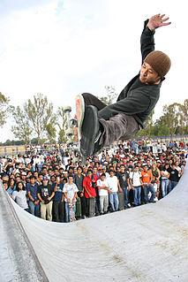 Korean-born American skateboarder