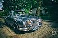 Daimler 2.5V8 - Jaguar MK II (20762770363).jpg