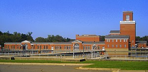 Water treatment - Dalecarlia Water Treatment Plant, Washington, D.C.