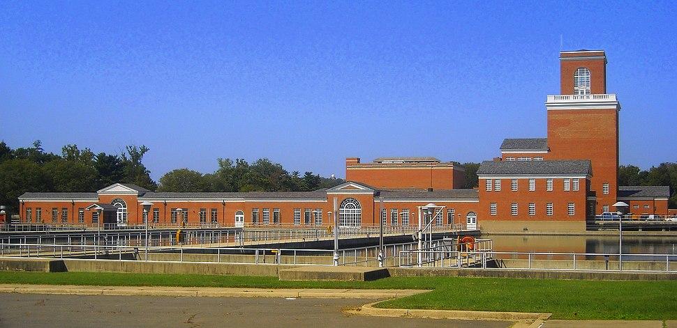 Dalecarlia Water Treatment Plant