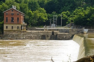 Power Plant and Dam No. 5 (Potomac River) United States historic place