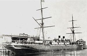 SS Schiller - Image: Dampfer Schiller