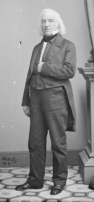 Daniel S. Dickinson - Daniel S. Dickinson