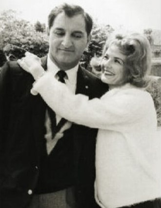 The Danny Thomas Show - Danny Thomas and Marjorie Lord, 1962