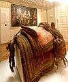 Das Deutschordensmuseum. Prunksattel des Hochmeisters Anton-Viktor von Österreich.jpg