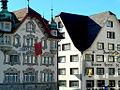 Das Rathaus in Einsiedeln,.JPG