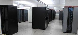 University of Minnesota Supercomputing Institute - MSI Data center 1