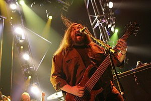 Dave Schools - Dave Schools performing with Widespread Panic