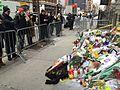 David Bowie Death New York Apartment Memorial 2016 6.JPG