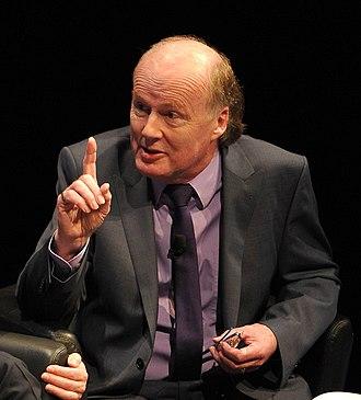 David Davies (football administrator) - Image: David Davies at Nations & Regions Media Conference