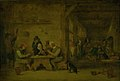 David I Teniers - Interior of an Inn - KMS1945 - Statens Museum for Kunst.jpg