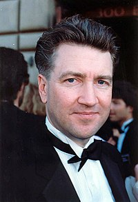 David Lynch vid Emmy Award-galan 1990