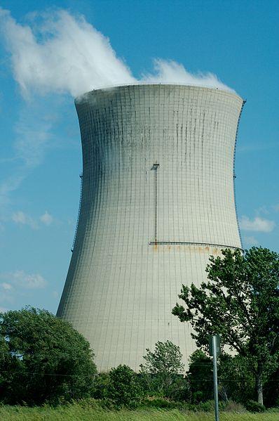 File:Davis Besse cooling tower.jpg