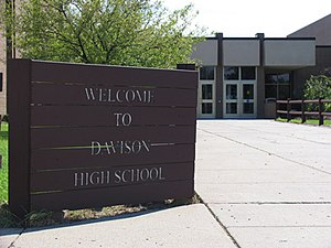 Davison Community Schools - Davison High School