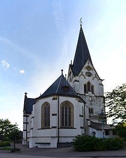 Daxweiler, katholische Kirche