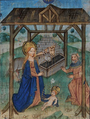 De Grey Hours f.62.r The Nativity.png