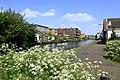 De Rijnkade in Woerden..JPG