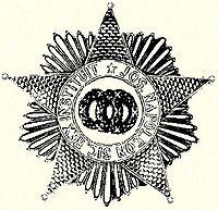 De vijdpuntige ster van de Orde van de Beide Sicilien.jpg