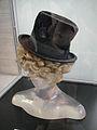 Debbie Reynolds Auction - Harpo Marx signature historic vintage top hat and wig.jpg