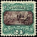 Declaration of Independence 24c 1869 issue.JPG