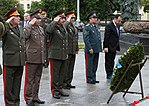 Defense Ministers of the CSTO saluting.jpg