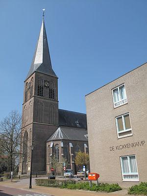 Delden - Image: Delden, de Nieuwe Blasiuskerk RM34156 foto 11 2013 04 22 13.32