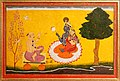 Delhi-National Museum-Jayadeva worshipping Radha and Krishna-20131006.jpg