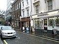 Delicatessan in Marylebone Lane - geograph.org.uk - 1053060.jpg