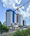 Demolition of Brisbane Transit Centre to make room for the Cross River Rail development, February 2020.jpg