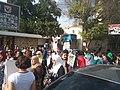 Demonstrations against Al Ahly SC , photo by Hatem Moushir 2.jpg