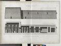 Denderah (Dandara) (Tentyris). Élévation latérale et coupe longitudinale du Grand Temple (NYPL b14212718-1268103).tiff