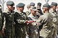 Denmark Army lowers flag in Regional Command (Southwest), Afghanistan 140721-M-KC435-005.jpg