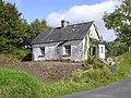 Derelict cottage, Lissinagroagh - geograph.org.uk - 1494751.jpg