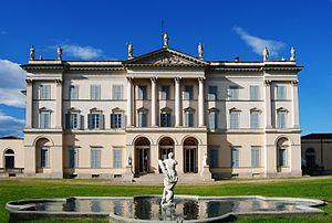 Desio - Villa Tittoni Traversi