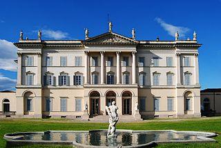 Desio Comune in Lombardy, Italy