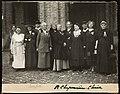 Det internasjonale kvinneråds møte, Stortinget, ca 1920 (8676705627).jpg