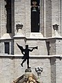 Detail of Cathedral Facade - Girona - Catalunya - Spain (14353232646).jpg