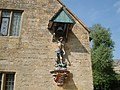 Detail of bell at Snowshill Manor - geograph.org.uk - 467544.jpg