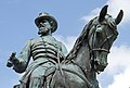 Detail of the equestrian statue of James B. McPherson.jpg