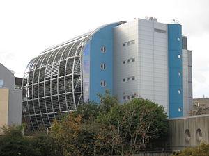 Newcastle University - The Devonshire Building