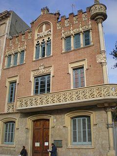 cultural property in Reus, Spain