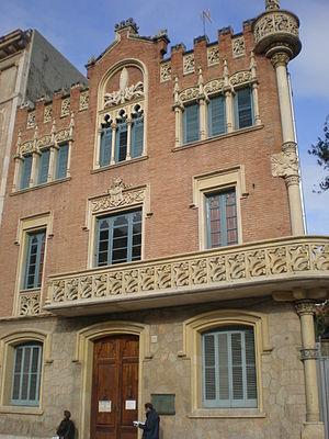 casa rull (reus) - wikipedia